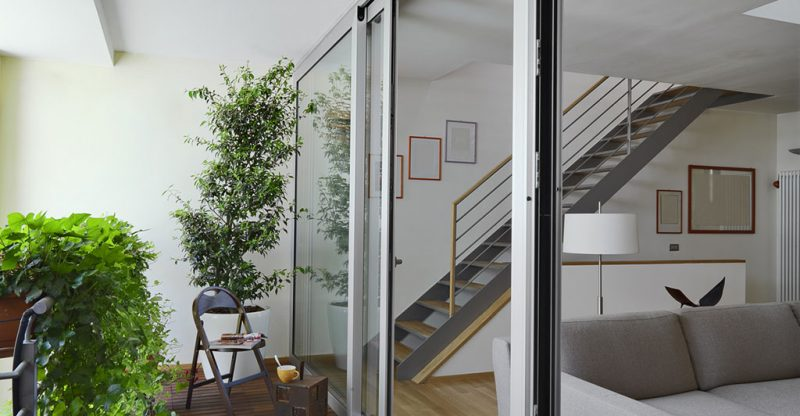 Hervorragend Dachgeschoss-Treppen - neuste Trends und Lösungen - Treppenwiki.de IB31